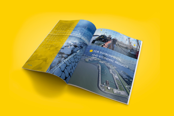 Van den Herik corporate brochure